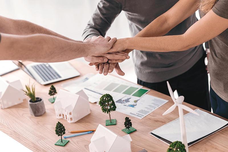 Energy savings in public buildings